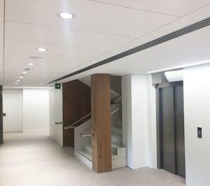 Armstrong vende su negocio de techos en Europa