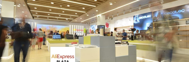 'AliExpress Plaza' abrirá en Barcelona justo para el Black Friday