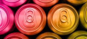 La tasa de reciclado de las latas de bebidas alcanza el 86%