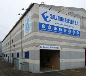 Salvador Escoda pone en marcha nuevo almacén en Baleares