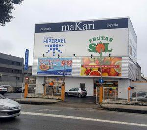 Hiperxel alcanza las 75 tiendas de congelados en Galicia