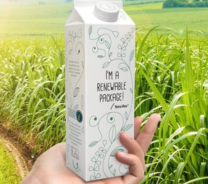 Tetra Pak, pionera en usar polímeros de origen vegetal 100% trazables