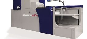Konica Minolta presenta su nuevo sistema digital con acabado en UV
