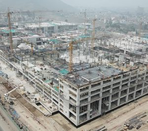 Ulma Construction participa en la construcción del Centro Comercial Real Plaza de Puruchuco