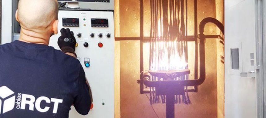 Cables RCT eleva sus inversiones y desarrolla una nueva generación de cables