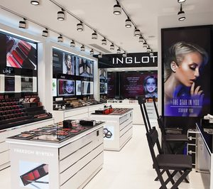 'Inglot' continúa su expansión de la mano de 'Arenal' y 'Primor'