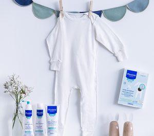 'Mustela' presenta el primer pijama para bebés con piel atópica