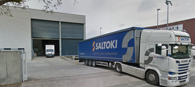 Saltoki avanza en su nuevo centro logístico