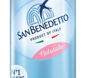 San Benedetto responde a la demanda de envases plastic free