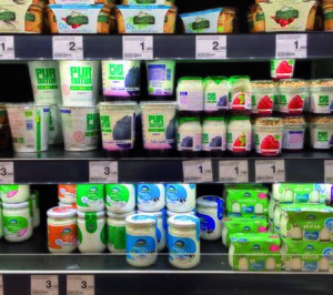 Operación de compra en el sector de yogures bio
