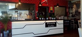 Pizzerías Carlos prevé crecer en Levante y entrar en la cornisa cantábrica y las islas