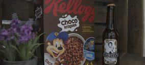 La Gardenia y Kellogg presentan la cerveza artesanal Rosita Choco Krispies