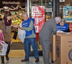 Smurfit Kappa aporta material para La Gran Recogida de Alimentos