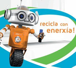 Xunta de Galicia, ERP, Ecopilasy Ecolec apoyan el concurso Pilabot