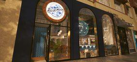 Dihme estrena en Madrid el primer taphouse 'Blue Moon' de Europa