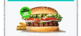 Burger King amplía su servicio a domicilio y firma un acuerdo con Deliveroo