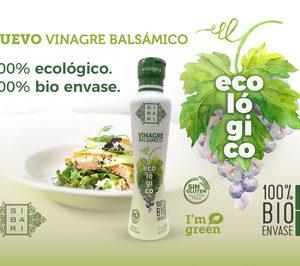 Sibari presenta un vinagre 100% ecológico en envase reciclable