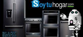 El ecommerce Soytuhogar arranca su primer Black Friday