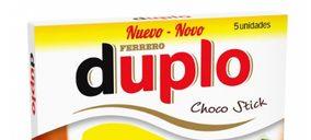Ferrero introduce en España la marca de chocolates Duplo