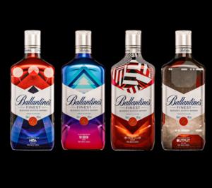 Ballantines se consolida como segunda marca de whisky en España