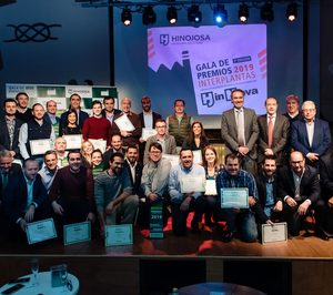 Hinojosa celebra la I Edición de los Premios Interplantas