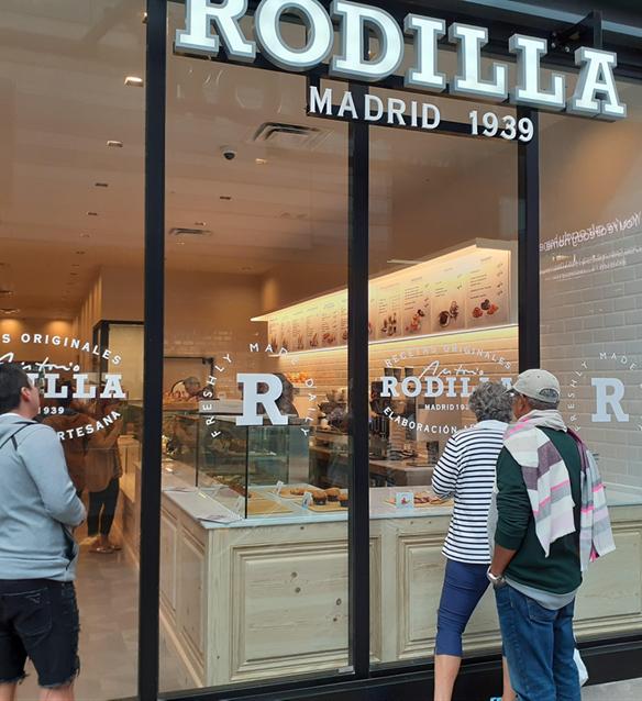 Rodilla abre su segundo local en Miami