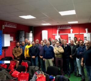 Ariston abre su nuevo centro de formación en Sevilla