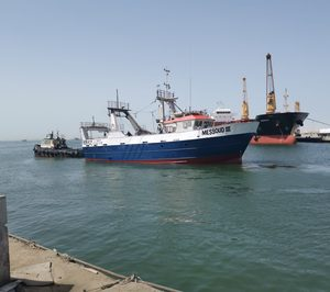 Unión Martín compra una empresa en Mauritania y suma tres barcos