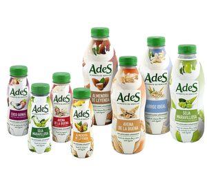 Coca-Cola cesa temporalmente la producción de las bebidas vegetales AdeS en España