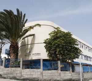 El centro sociosanitario Queen Victoria abre un nuevo espacio de fisioterapia