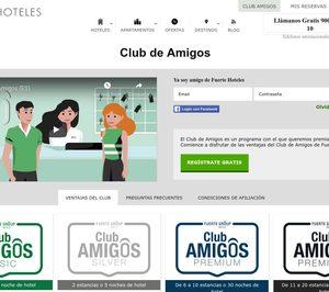 El club de fidelización de Fuerte Group Hotels crece un 12% hasta 200.000 miembros