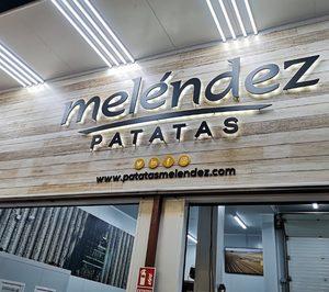 Patatas Meléndez invierte 10 M en su planta de platos preparados y estrena puesto en Mercamadrid
