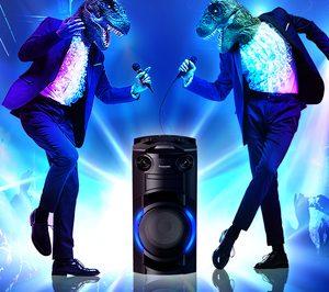 Panasonic presenta los altavoces TMAX