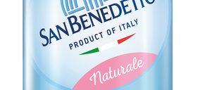 San Benedetto responde a la demanda de envases 'plastic free'