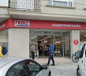 Froiz ultima la apertura del supermercado madrileño que compró a Supersol