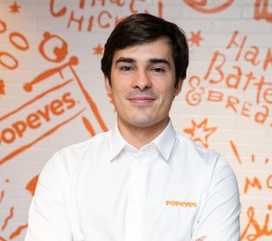 Ignacio Sedano (RBI): El objetivo de Popeyes es ser el producto favorito de pollo en España para el consumidor