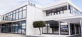 Ebir Iluminación estrena fábrica en Valencia para duplicar sus ventas en tres años