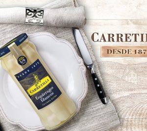 Los espárragos Carretilla estrenan nueva imagen