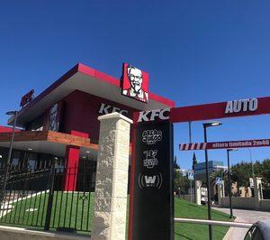 KFC acelera su expansión en España
