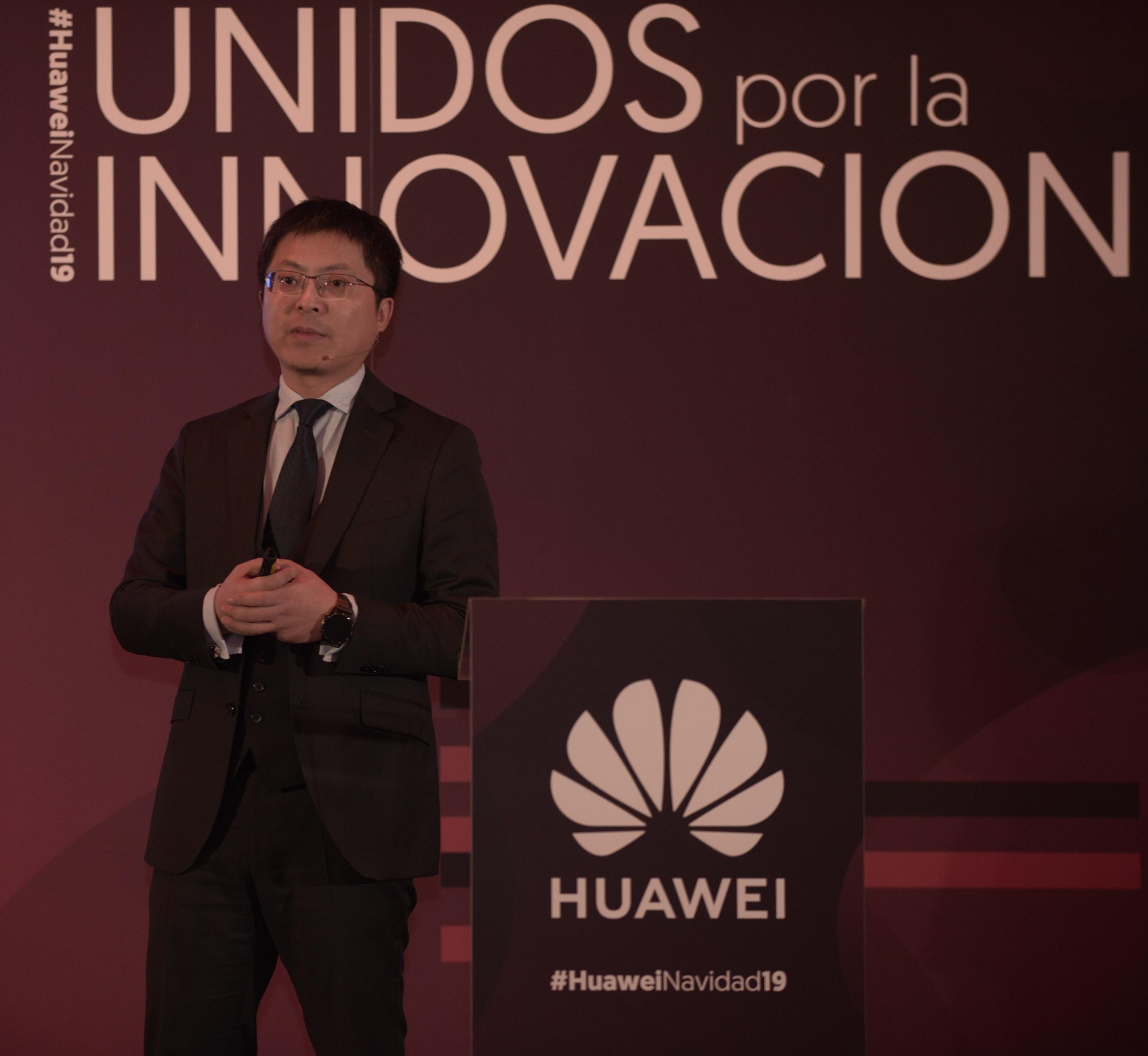 Huawei mantiene una facturación superior a 1.000 M en España