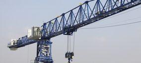 Comansa presenta una nueva grúa para cargas pesadas