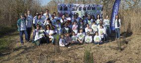 Eurofred y Plant for the Planet unen esfuerzos contra el cambio climático