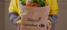 Carrefour y Glovo extienden su alianza a once ciudades españolas