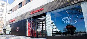 Banco Santander duplicará sus Work Café en 2020