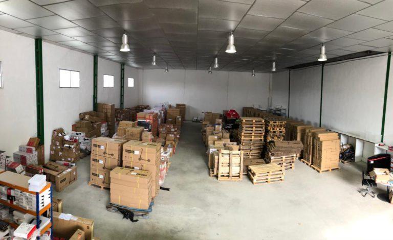 InnJoo abre un almacén en Barcelona