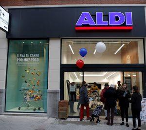 Aldi, a la conquista del centro de Madrid