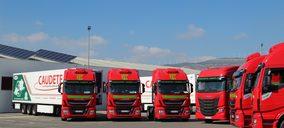 Transportes Caudete eleva sus ventas tras completar la absorción de Cotrain