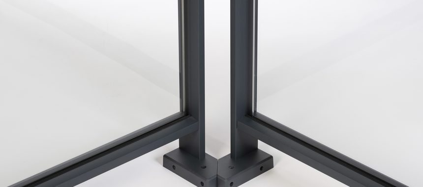 Q-railing diseña su nueva barandilla de aluminio