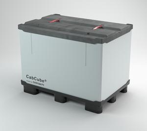 Cabka-IPS muestra en LogiMAT 2020 la última generación de CabCube