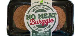 La hamburguesa veggie de Emcesa aterriza en retail